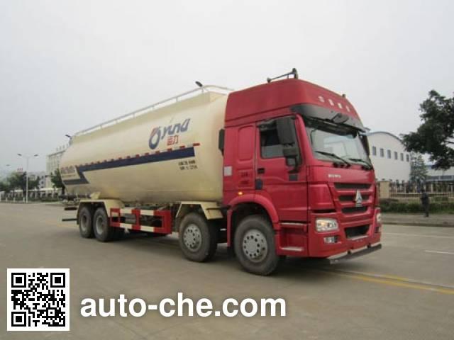Автоцистерна для порошковых грузов низкой плотности Yunli LG5310GFLZ5