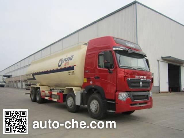 Автоцистерна для порошковых грузов низкой плотности Yunli LG5315GFLZ5