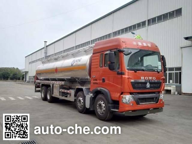 Автоцистерна алюминиевая для нефтепродуктов Yunli LG5320GYYZ4