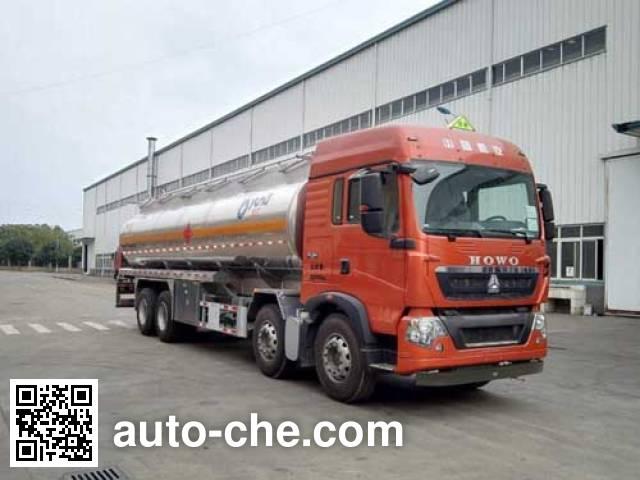 Автоцистерна алюминиевая для нефтепродуктов Yunli LG5312GYYZ5