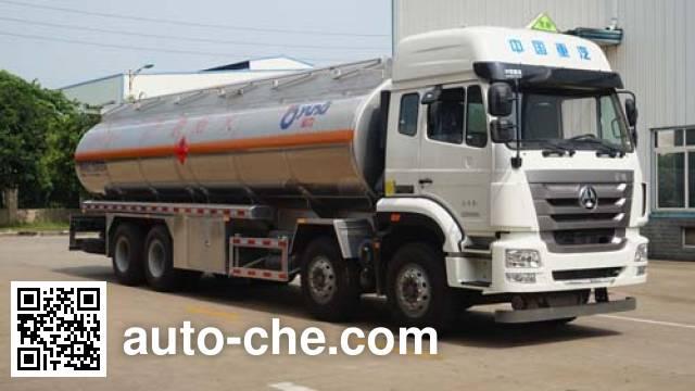 Автоцистерна алюминиевая для нефтепродуктов Yunli LG5321GYYZ4
