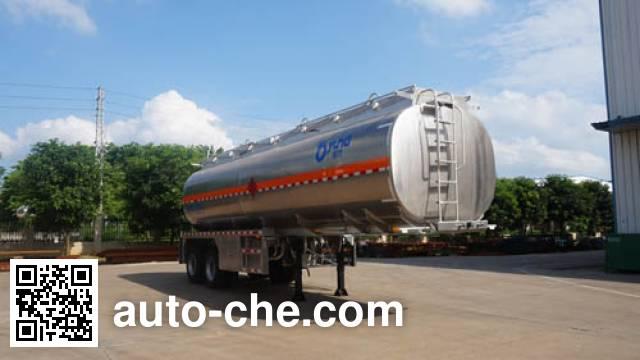 Полуприцеп цистерна алюминиевая для нефтепродуктов Yunli LG9356GYY