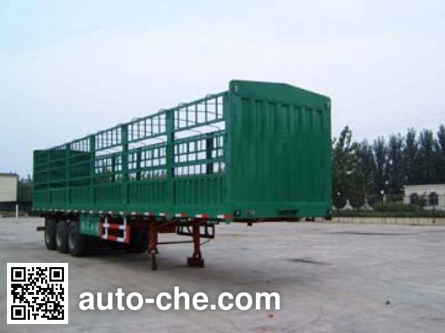 Полуприцеп с решетчатым тент-каркасом Sitong Lufeng LST9400CXY
