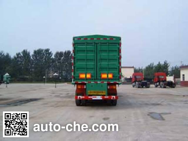 Sitong Lufeng полуприцеп с решетчатым тент-каркасом LST9400CXY