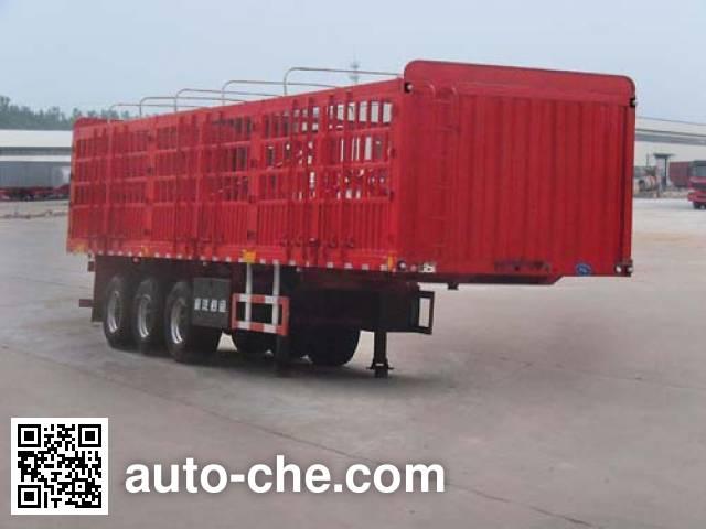 Полуприцеп с решетчатым тент-каркасом Sitong Lufeng LST9401CCYD