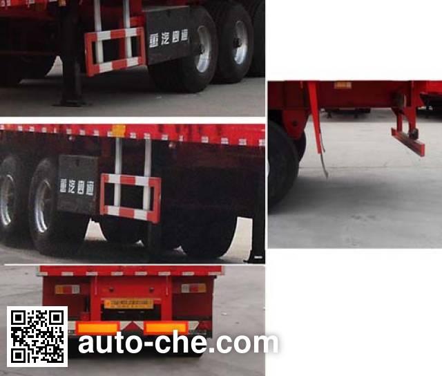 Sitong Lufeng полуприцеп с решетчатым тент-каркасом LST9401CCYD
