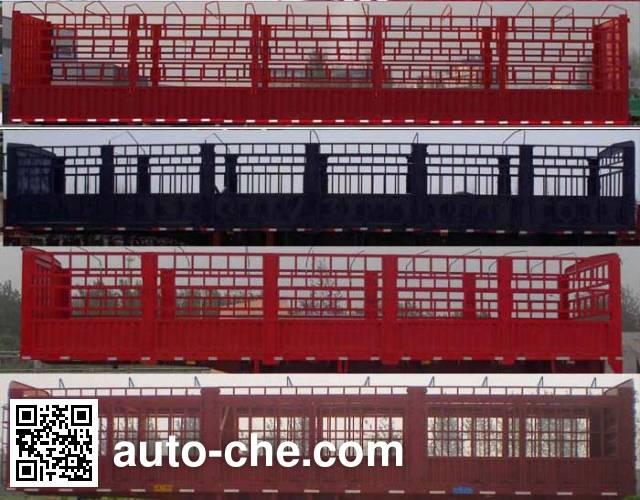 Sitong Lufeng полуприцеп с решетчатым тент-каркасом LST9404CCY