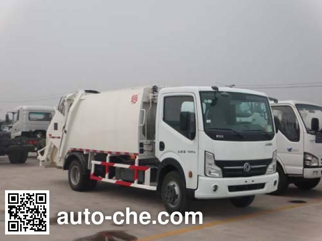 Мусоровоз с уплотнением отходов Qingzhuan QDZ5070ZYSEKD