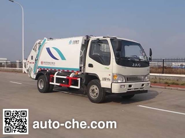 Мусоровоз с уплотнением отходов Qingzhuan QDZ5070ZYSXJ