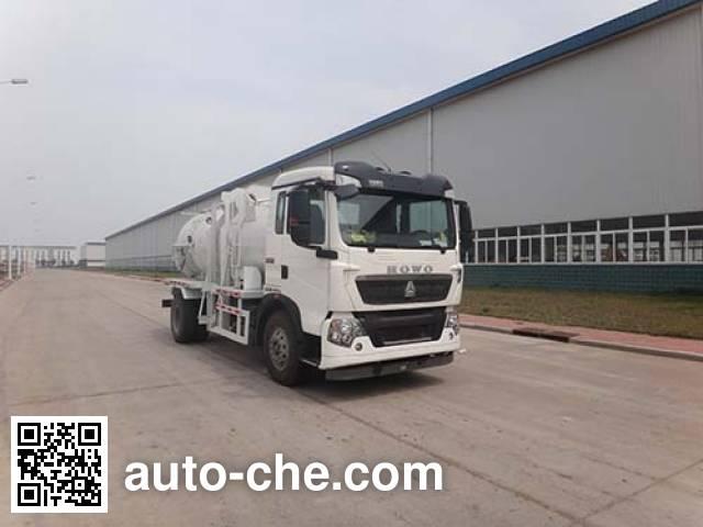 Автомобиль для перевозки пищевых отходов Qingzhuan QDZ5160TCAZHT5GE1