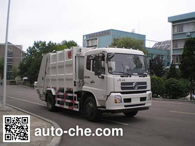 Мусоровоз с уплотнением отходов Qingzhuan QDZ5166ZYSEJ