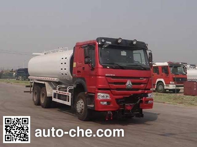 Снегоуборочная машина Qingzhuan QDZ5250TCXZHD1B