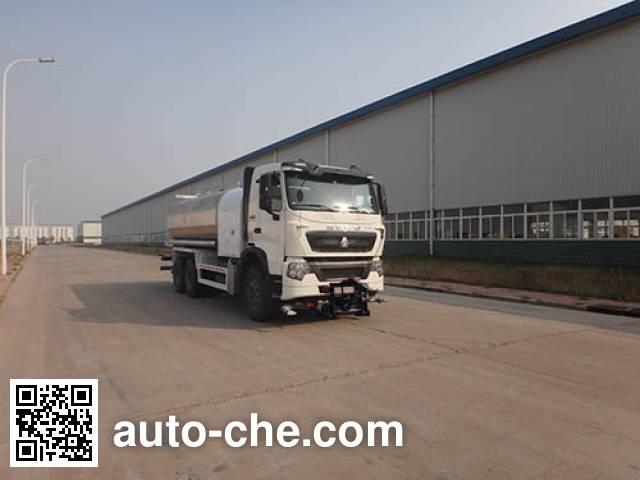 Снегоуборочная машина Qingzhuan QDZ5250TCXZHT7ME1