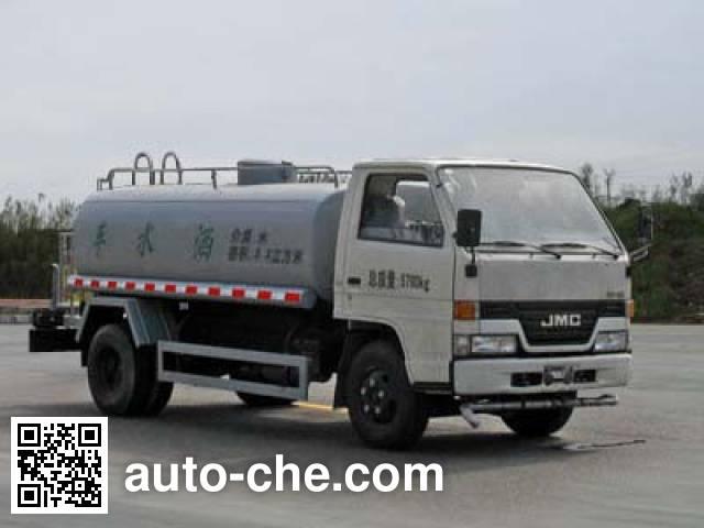 Поливальная машина (автоцистерна водовоз) Sinotruk Huawin SGZ5060GSSJX4