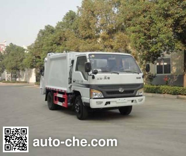 Мусоровоз с уплотнением отходов Sinotruk Huawin SGZ5070ZYSBJ4