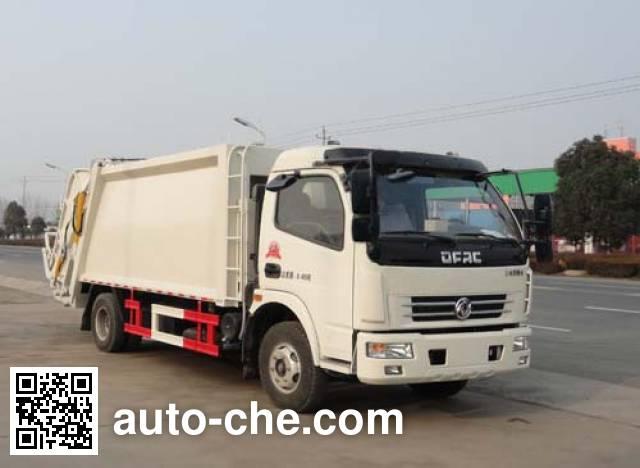Мусоровоз с уплотнением отходов Sinotruk Huawin SGZ5080ZYSDFA4