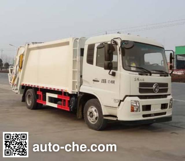 Мусоровоз с уплотнением отходов Sinotruk Huawin SGZ5120ZYSD4B3