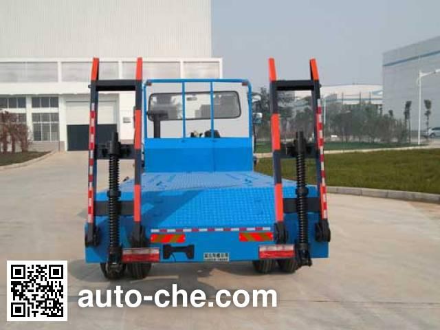 Sinotruk Huawin грузовик с плоской платформой SGZ5128TPBEQ4