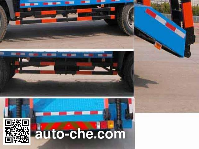 Sinotruk Huawin грузовик с плоской платформой SGZ5120TPBCA3
