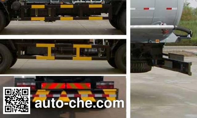 Sinotruk Huawin автоцистерна для порошковых грузов низкой плотности SGZ5160GFLEQ4
