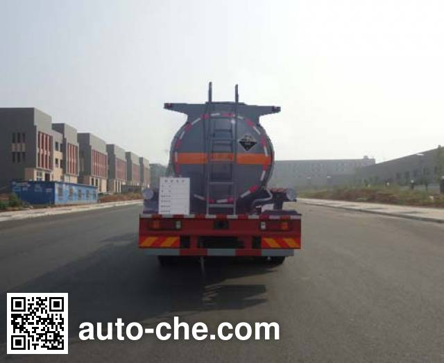 Sinotruk Huawin автоцистерна для перевозки коррозионно-активных веществ SGZ5160GFWZZ5T5