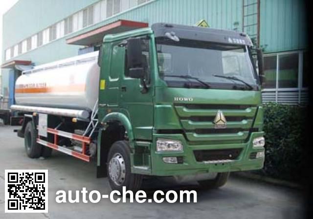 Автоцистерна для легковоспламеняющихся жидкостей Sinotruk Huawin SGZ5160GRYZZ4W