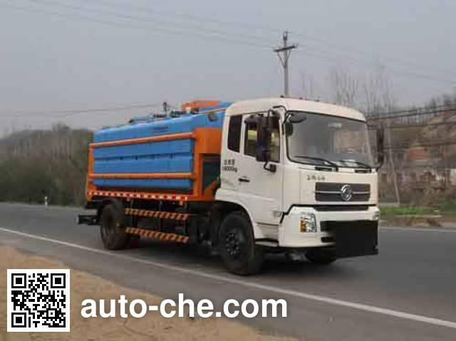 Снегоуборочная машина Sinotruk Huawin SGZ5160TCXD4BX4