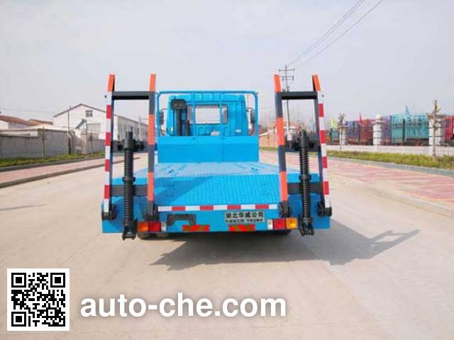 Sinotruk Huawin грузовик с плоской платформой SGZ5160TPBEQ3