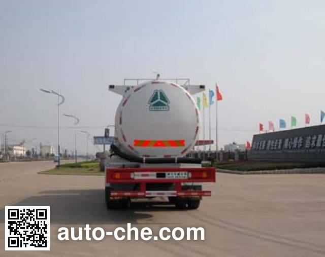 Sinotruk Huawin автоцистерна для порошковых грузов низкой плотности SGZ5250GFLZZ4J52