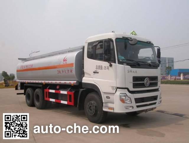 Автоцистерна для легковоспламеняющихся жидкостей Sinotruk Huawin SGZ5250GRYD4A12