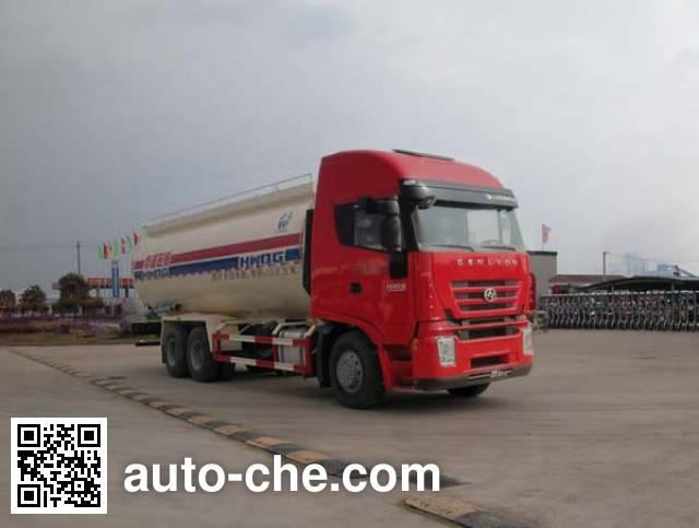 Sinotruk Huawin цементовоз с пневматической разгрузкой SGZ5250GXHCQ4