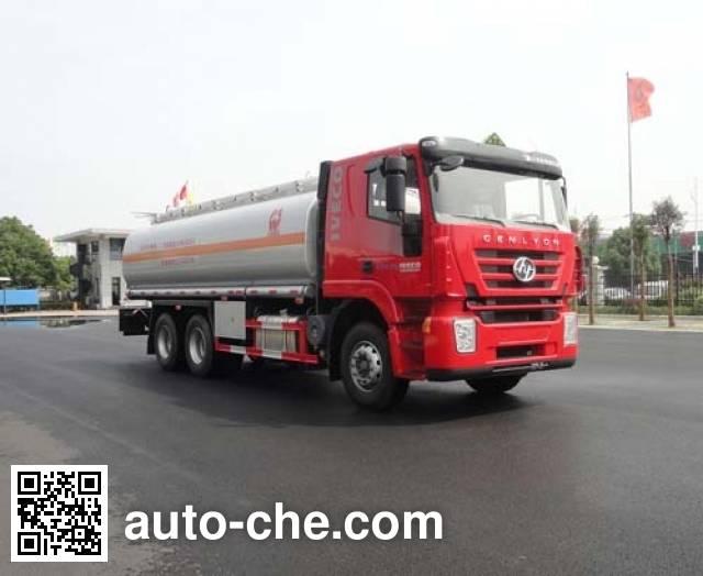 Sinotruk Huawin автоцистерна для нефтепродуктов SGZ5250GYYCQ4