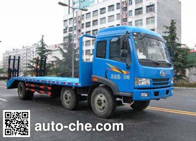 Sinotruk Huawin грузовик с плоской платформой SGZ5250TPBCA3