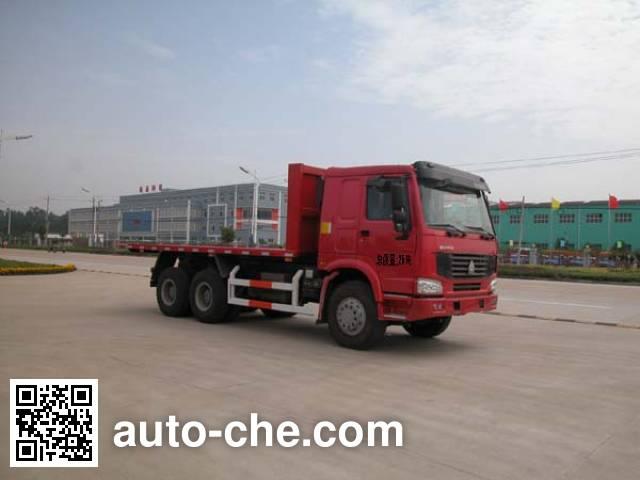 Sinotruk Huawin грузовик с плоской платформой SGZ5251ZPBZZ3W