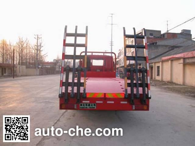 Sinotruk Huawin грузовик с плоской платформой SGZ5252TPBCA3