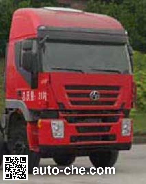 Sinotruk Huawin автоцистерна для порошковых грузов низкой плотности SGZ5310GFLCQ3