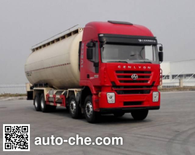 Автоцистерна для порошковых грузов низкой плотности Sinotruk Huawin SGZ5310GFLCQ5