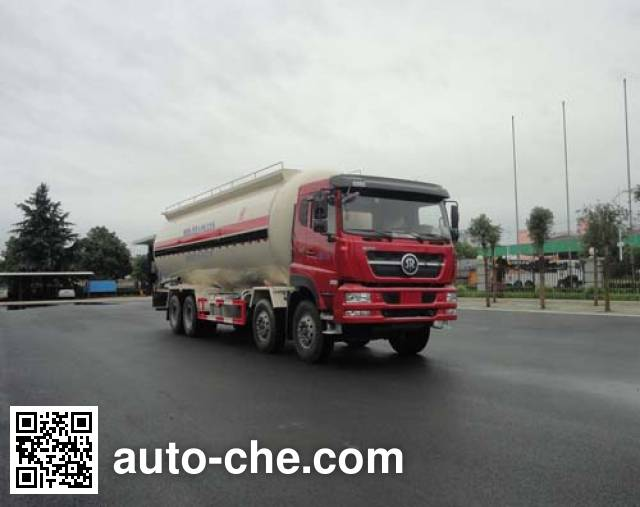 Автоцистерна для порошковых грузов низкой плотности Sinotruk Huawin SGZ5310GFLZZ4D7