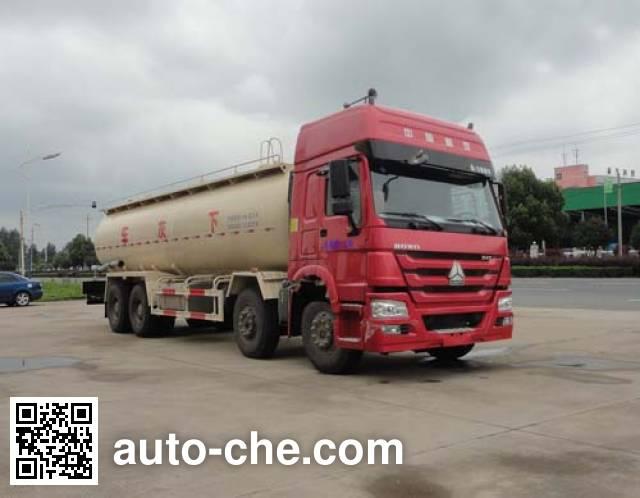 Sinotruk Huawin цементовоз с пневматической разгрузкой SGZ5310GXHZZ5W