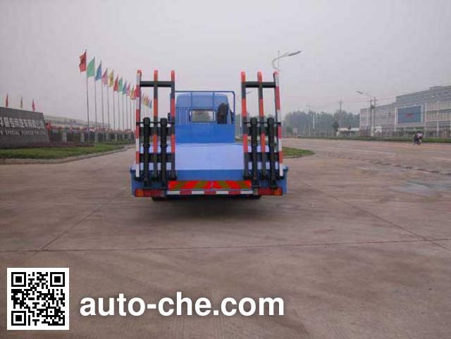 Sinotruk Huawin грузовик с плоской платформой SGZ5310TPBCA3