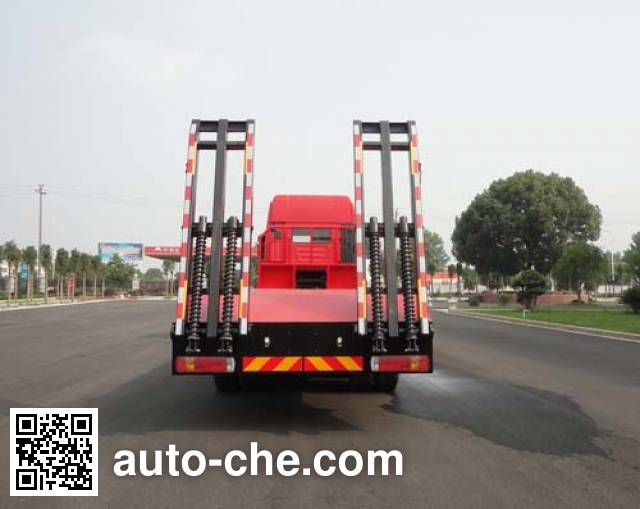 Sinotruk Huawin грузовик с плоской платформой SGZ5310TPBCQ4