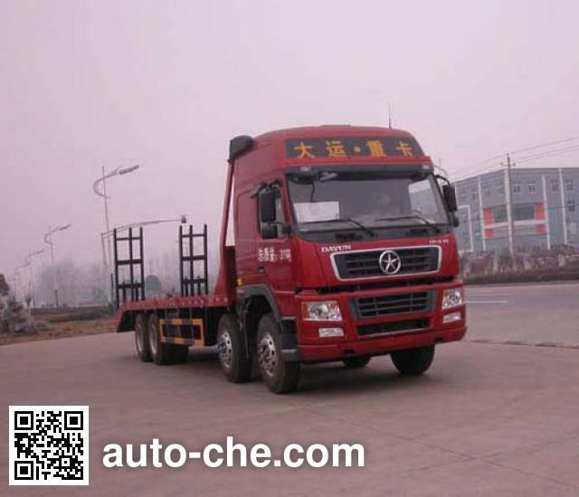 Sinotruk Huawin грузовик с плоской платформой SGZ5310TPBDY3