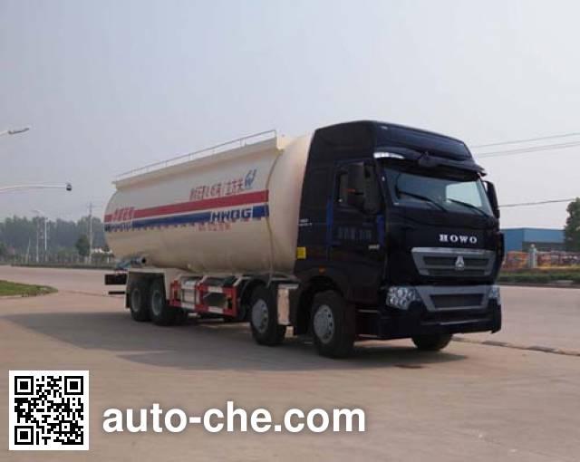 Автоцистерна для порошковых грузов низкой плотности Sinotruk Huawin SGZ5311GFLZZ4H