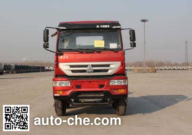Sinotruk Huawin автоцистерна для порошковых грузов низкой плотности SGZ5311GFLZZ4J