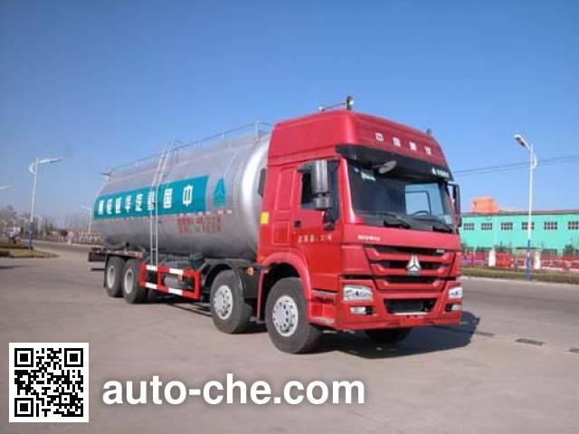Sinotruk Huawin автоцистерна для порошковых грузов низкой плотности SGZ5310GFLZZ5W
