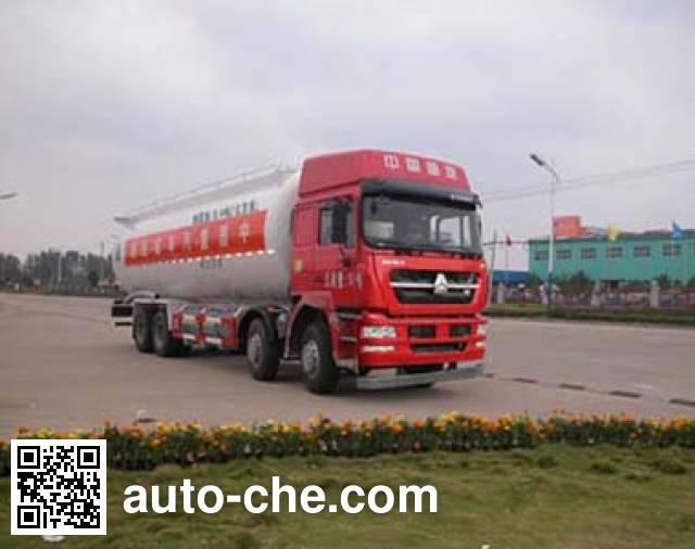 Автоцистерна для порошковых грузов низкой плотности Sinotruk Huawin SGZ5311GFLZZ5KL