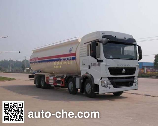 Цементовоз с пневматической разгрузкой Sinotruk Huawin SGZ5311GXHZZ4G