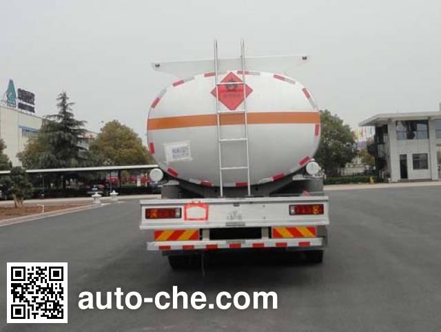 Sinotruk Huawin автоцистерна алюминиевая для нефтепродуктов SGZ5311GYYZZ5T5