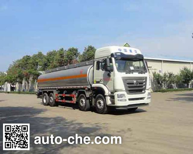 Автоцистерна для нефтепродуктов Sinotruk Huawin SGZ5313GYYZZ5J5