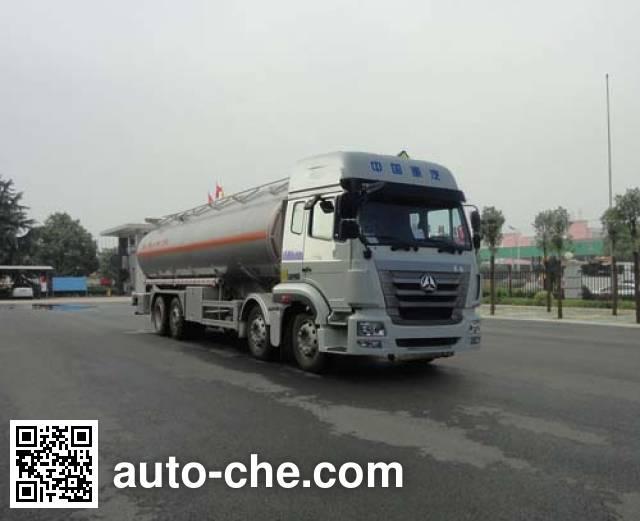 Автоцистерна алюминиевая для нефтепродуктов Sinotruk Huawin SGZ5314GYYZZ5J5